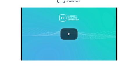 f8 Konferenz Facebook Live API Bild