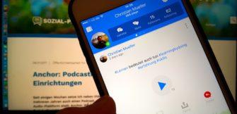 Anchor: Podcasting für Nicht-Podcaster und Soziale Einrichtungen
