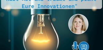 Innovationsmanagerin in der Wohlfahrt: Vom Mut zu träumen #Podcast