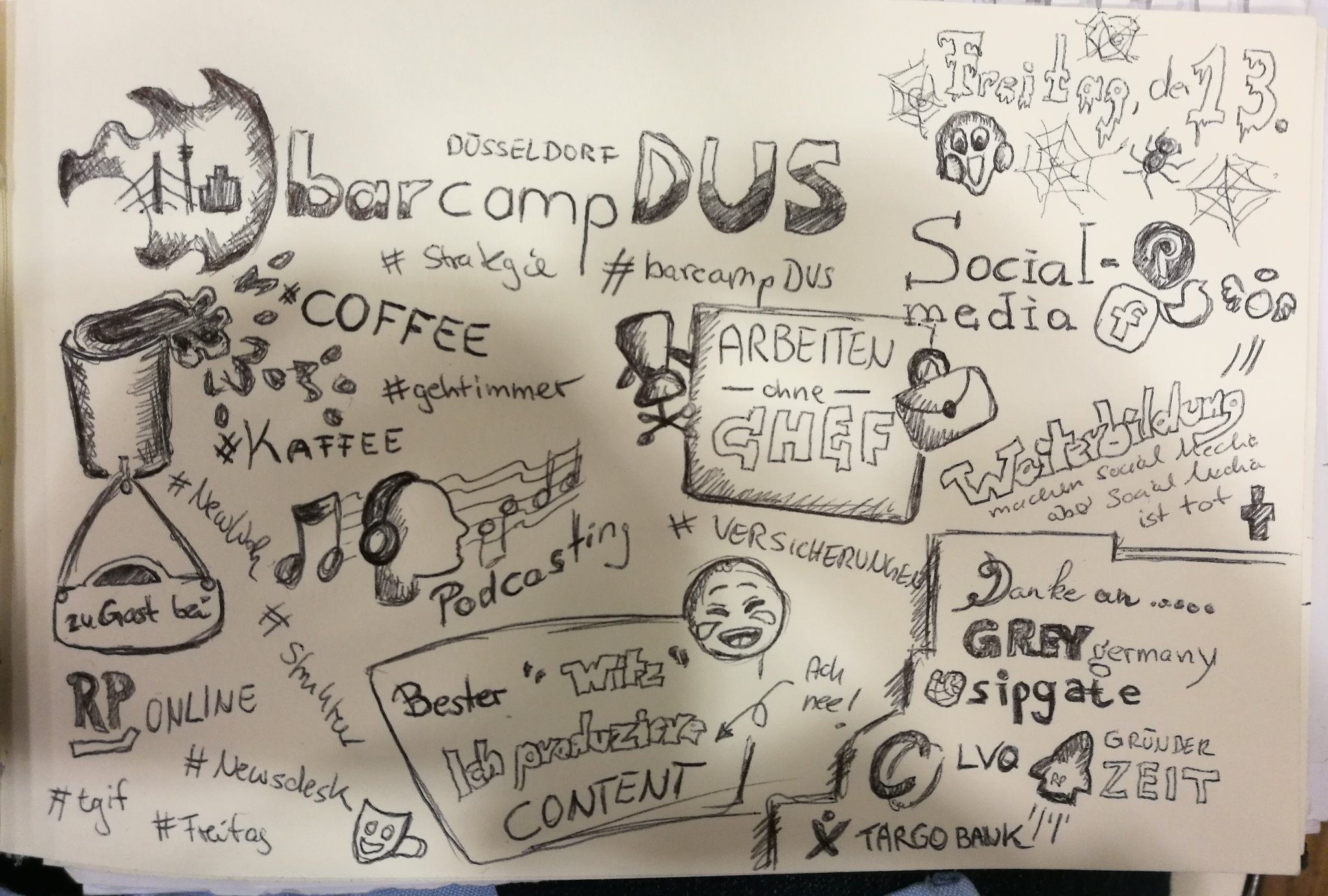 Barcamp Düsseldorf 2017