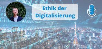 Ethik der Digitalisierung: Sozialgespräch Podcast mit Lukas Findeisen
