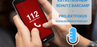 Katastrophenschutz Camp: Sozialgespräch Podcast mit Anna Carla Springbob