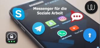 Messenger für die Soziale Arbeit: Meine Übersicht und Erfahrung
