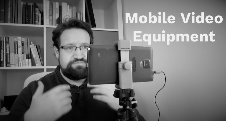 Mein Mobile Video Equipment Worknote1