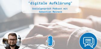 Onlinerecherche und Aufklärung 2.0: Sozialgespräch mit Journalist Sebastian Meineck