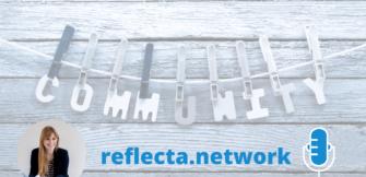 reflecta Community-Bereiche: Gruppen für Changemaker #Sozialgespräch Podcast